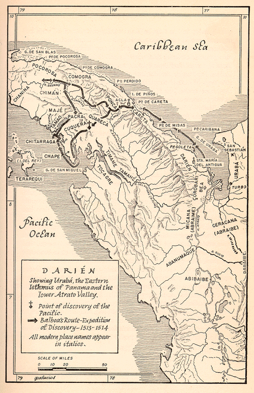 History of Panama Canal 1513  1915 Connecting Dots on the Map