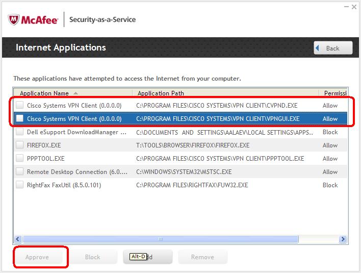 Cisco VPN Client Error 51 - Open Your Firewall - Domain Web Center