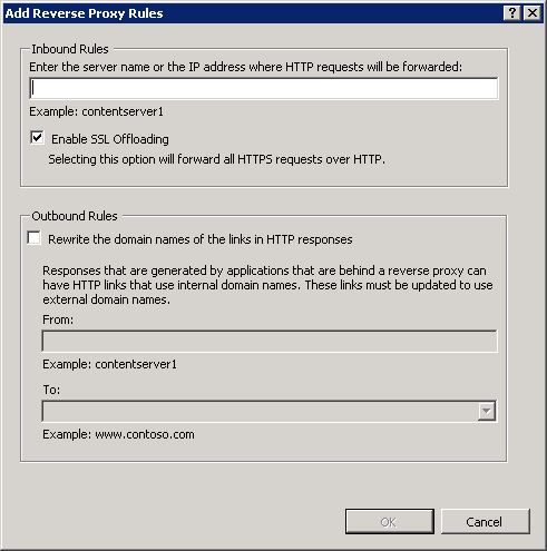 IIS Reverse Proxy  It Even Works  Can't Modify HTTP Response Headers