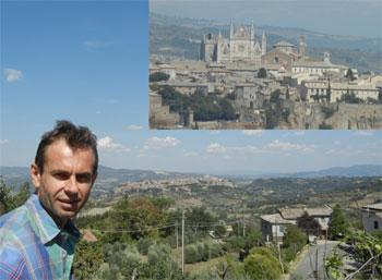Approaching Orvieto