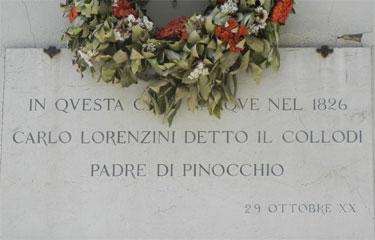 Carlo Collodi - Padre di Pinocchio