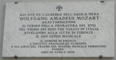 Firenze - Piazza dell'Olio