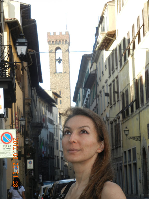 Aug 20 MON - Firenze (Day 3) - Collodi