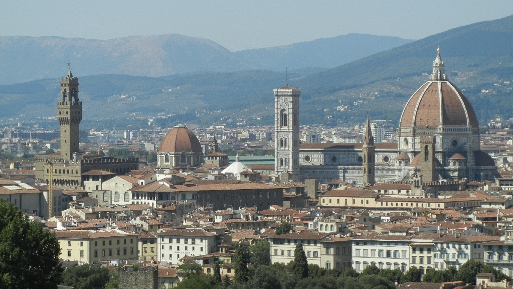 Firenze - View from Above