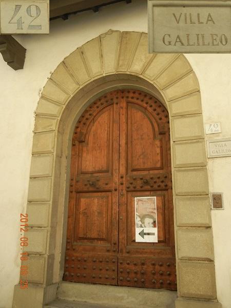 Firenze - Villa Galileo