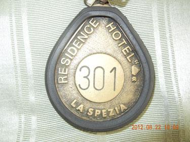 La Spezia - Hotel Ghironi