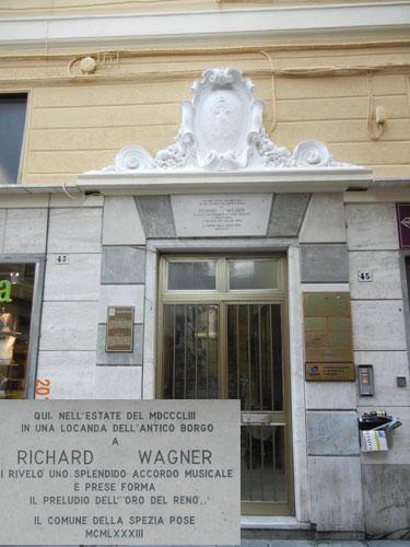 La Spezia - Richard Wagner