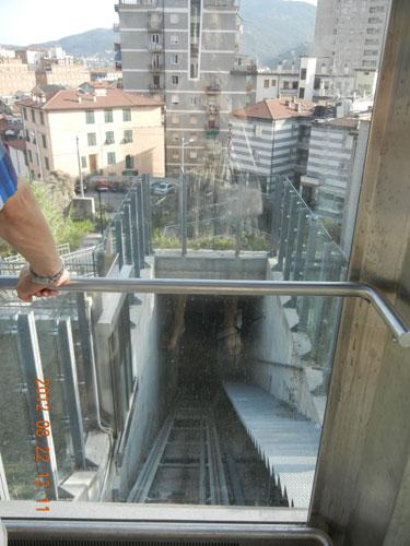 La Spezia - free funicular