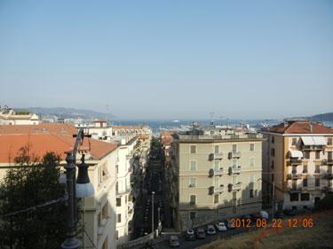 La Spezia - ocean view