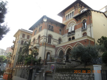 La Spezia - typical residences