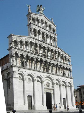 Lucca - Chiesa di S.Michele in Foro
