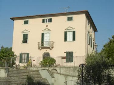Pescia - Villa Vezzani