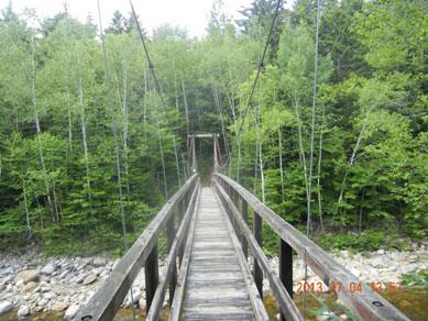 13-57 Suspension Bridge - Wild River