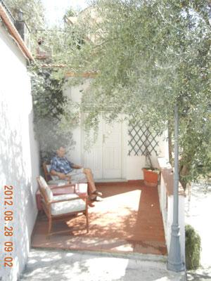 15-02 Relais Diana - Room etrance