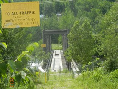 13-52 Abandoned Bridge
