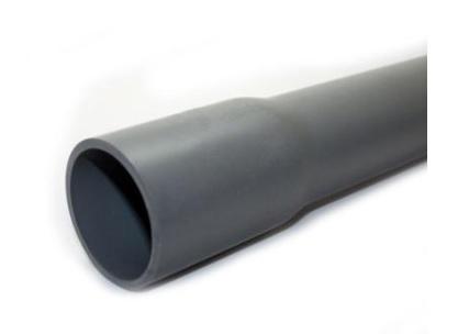Home Deport 10 ft PVC tube