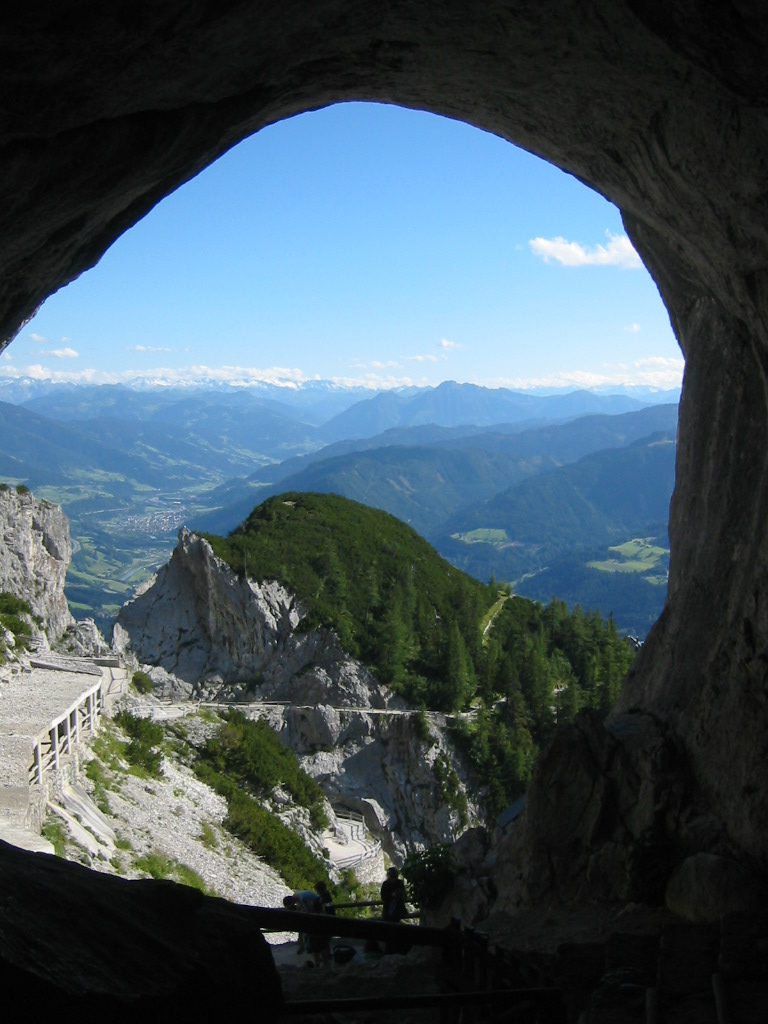06 Trip to Austria and Italy – August 18, 2008 – Ice Caves