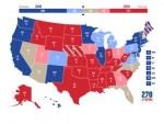 Electoral Votes Estimates