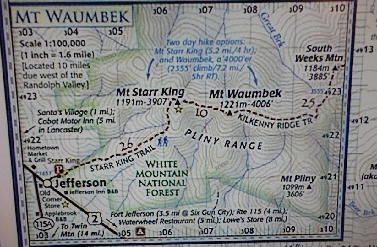 05-25 08;20 Map of Mt Waumbek