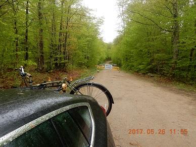 05-26 11;55 Bog Dam Road - rain just stopped