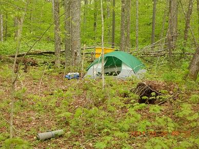05-30 09;32 Camp Rain
